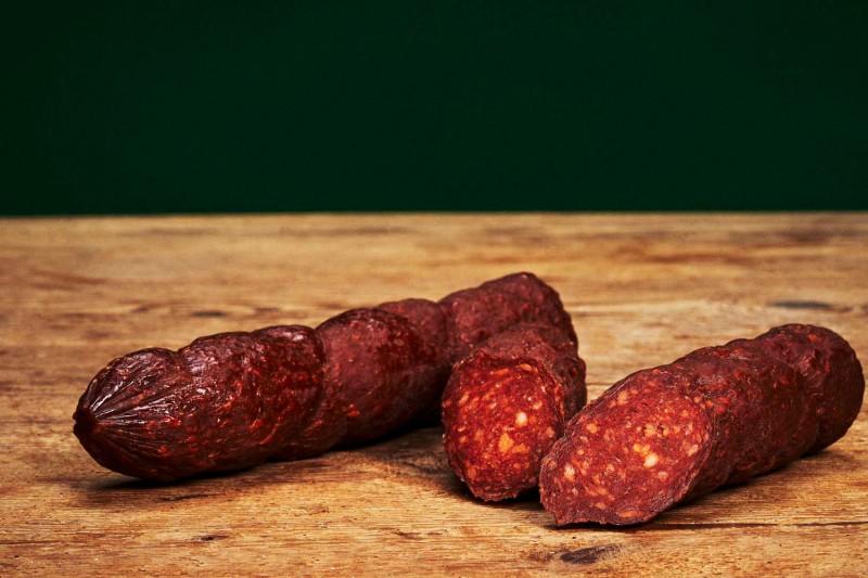 5-Täler-Salami mit 5 auserlesenen Gewürzen